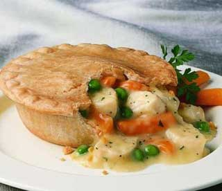 Veggie Pot Pie |